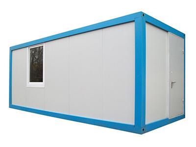 Блок-контейнер из сэндвич панелей