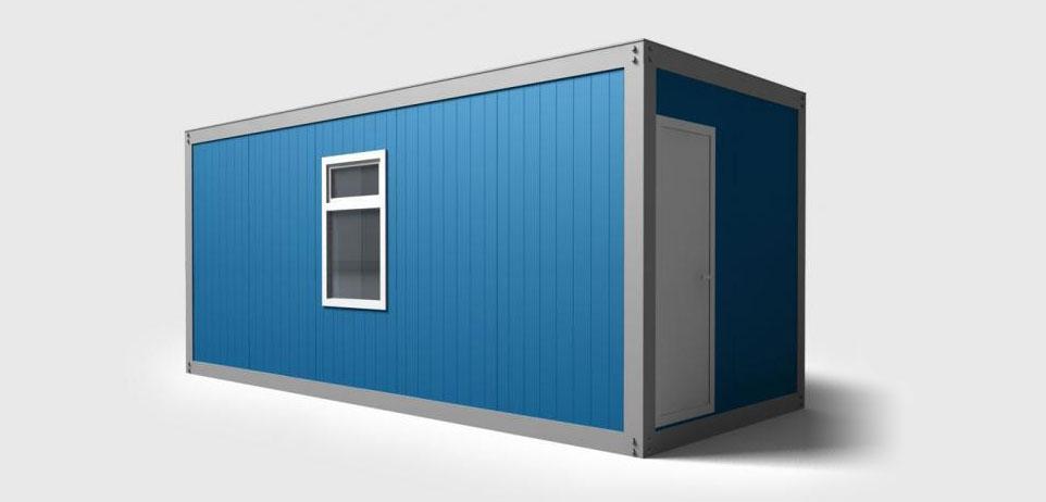 Купить бытовку, блок-контейнер, модульные здания в Москве и Московской области от производителя