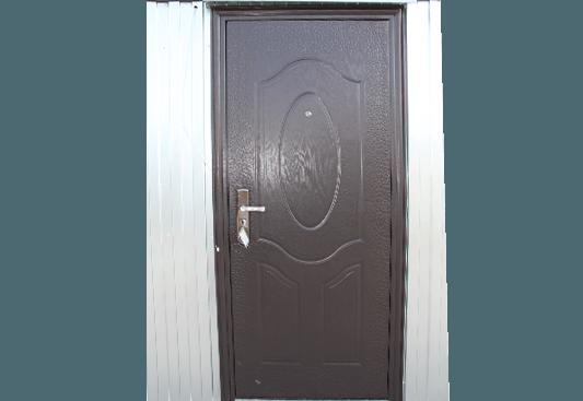 дверь входная для бытовки