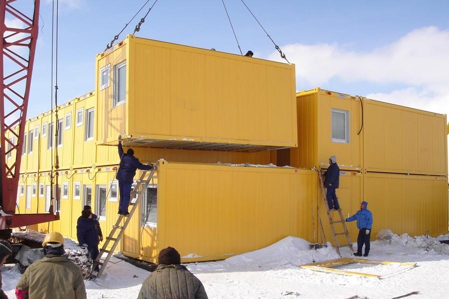 Блок-контейнеры в Москве и Московской области