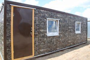 Блок-контейнер бытовка БК-00 (7М)