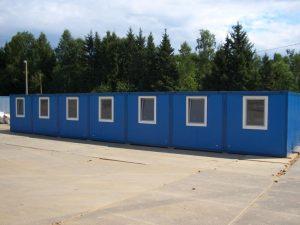 Модульный блок-контейнер БМ-10