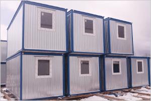 Аренда бытовой и блок-контейнеров
